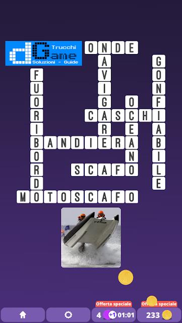 Soluzioni One Clue Crossword livello 17 schemi 12 (Cruciverba illustrato)  | Parole e foto