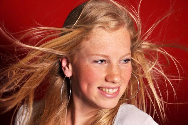 Model- en portretfotografie in fotostudio en op locatie Brabant