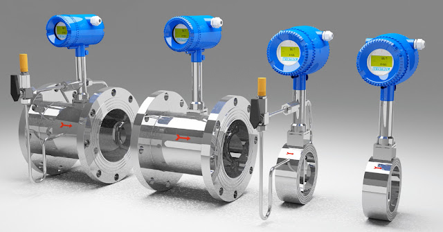 Vortex Shedding Flowmeters
