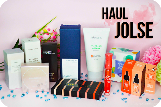 jolse sponsored haul patrocinado
