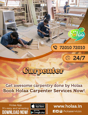 Carpenter Service in Ahmedabad