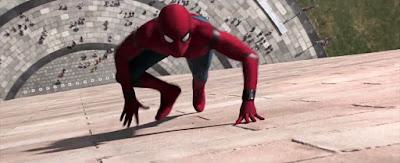 wallpaper Film Spider-Man Homecoming