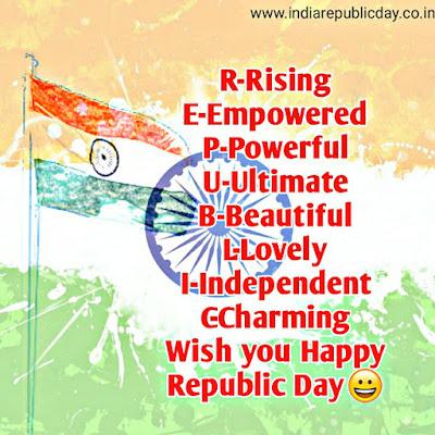 amazing republic day status images