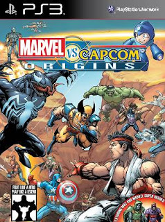 Marvel Vs Capcom Origins PS3 Torrent