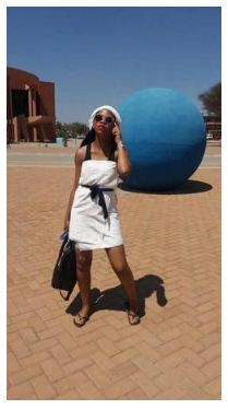 Female University Student Wears Only Towel To Lectures (See Photos)