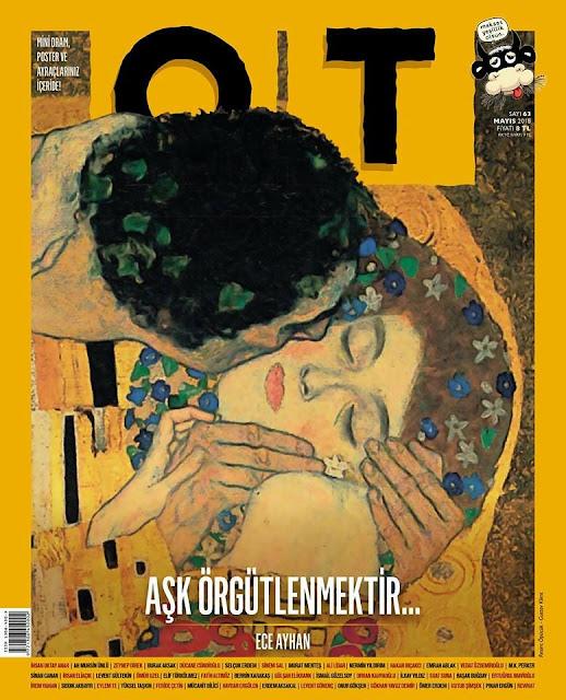 ot dergisi mayıs 2018 kapak