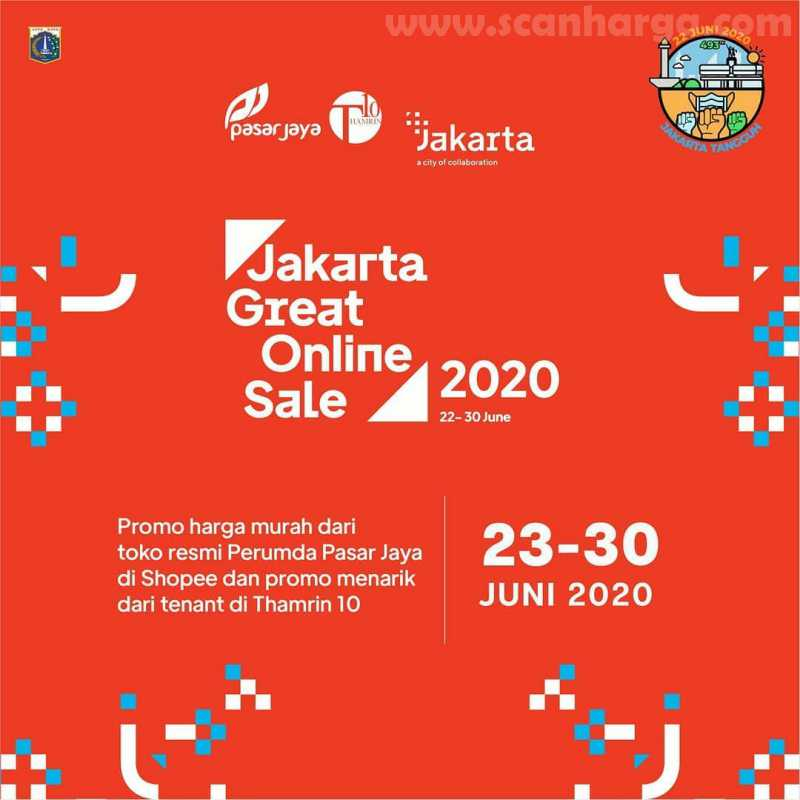 pd pasar jaya, Shopee, T10 Thamrin Promo Jakarta Great Online Sale 2020 Hut Jakarta 943