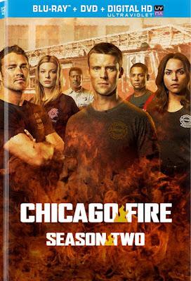 Chicago Fire (TV Series) S02 BRRip HD 720P DUAL LATINO 21GB