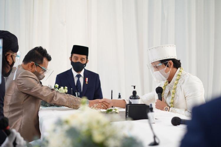 Tak Beri Sanksi Tayangan Pernikahan Atta-Aurel Gegara Jokowi Ikut Hadir, KPI Buka Suara