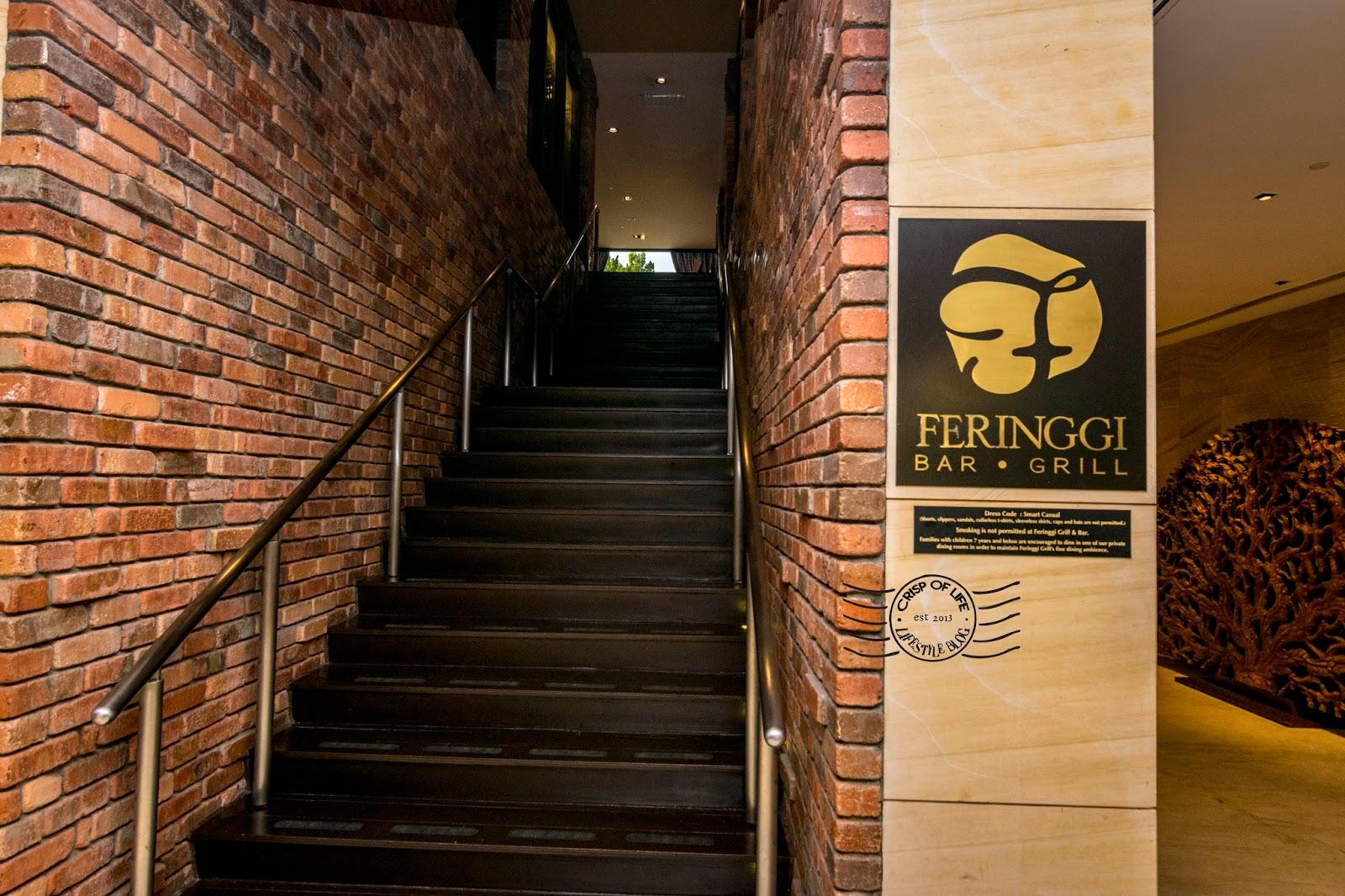 Feringgi Bar & Grill Awarded Malaysia Tourism Award 2016/2017