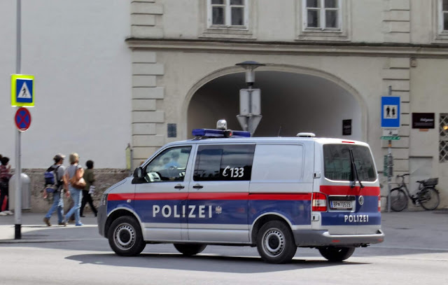 الحكومة,النمساوية,تسعى,إلى,تعزيز,صفوف,الشرطة