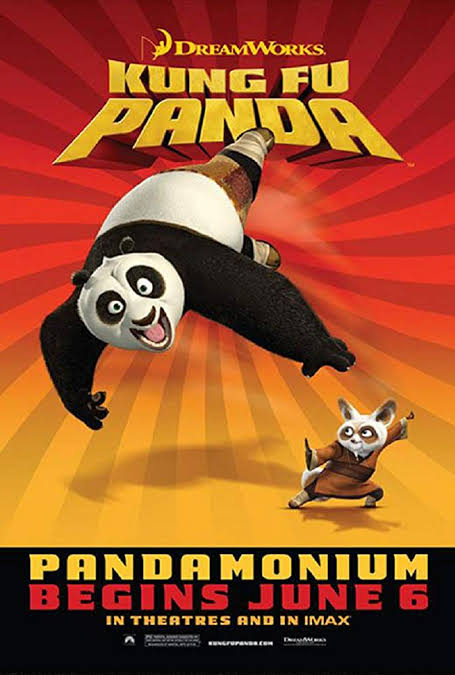 Kung Fu Panda 2008 Hindi Dubbed Full Movie Watch Online