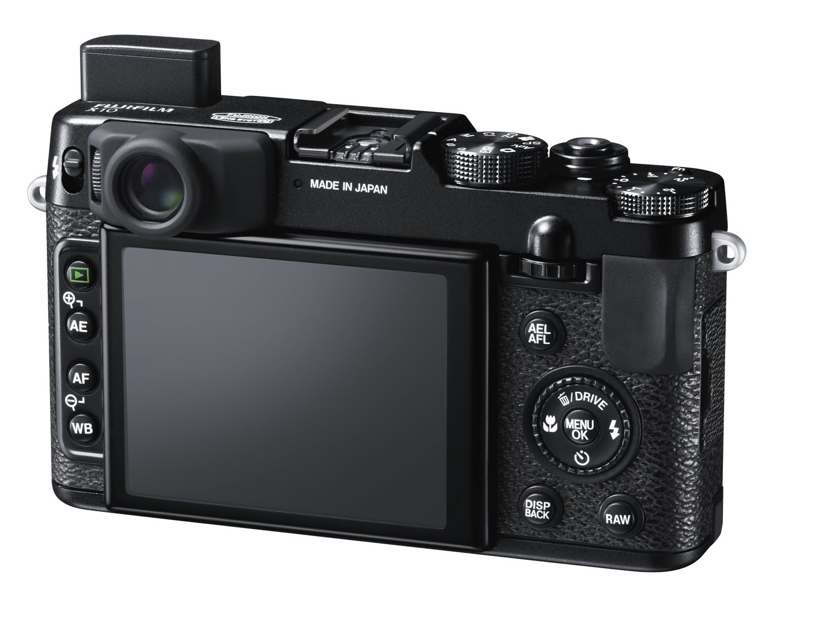 Thoughts From My Camera Fujifilm X10 Announced