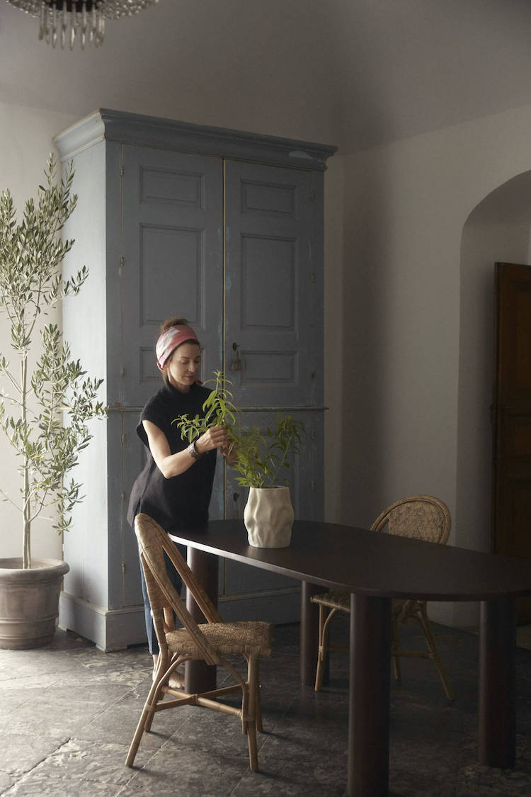 When A Swede Styles A Beautiful Sicilian Townhouse
