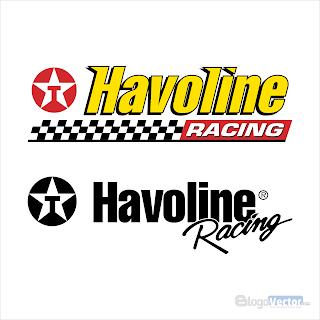Havoline Racing Logo vector (.cdr)