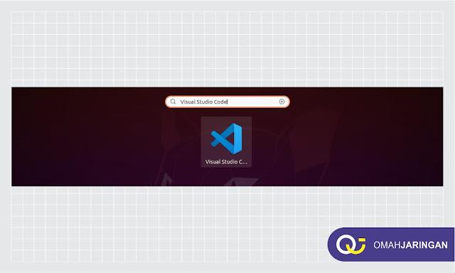 Cari Visual Studio Code di Ubuntu 20.04