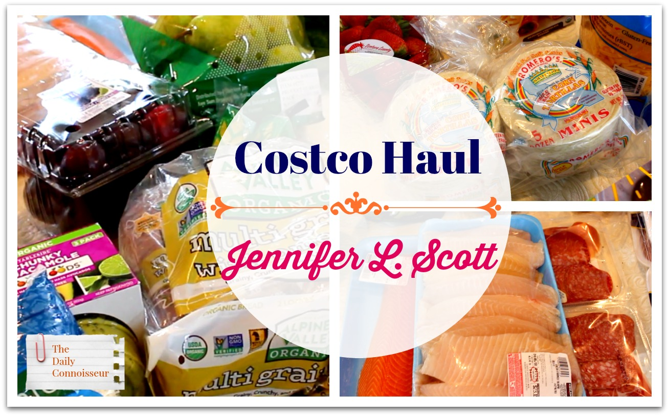 Costco Haul | What Did I Buy? | Jennifer L  Scott - The
