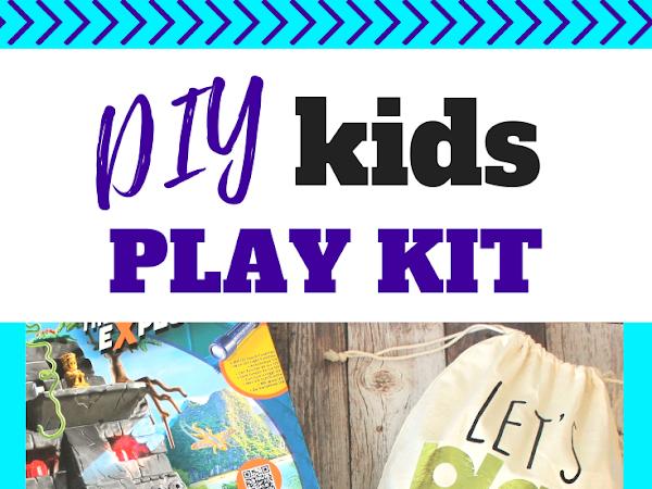 Simple DIY Kids Play Kit