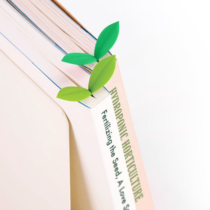 Sprout Bookmark