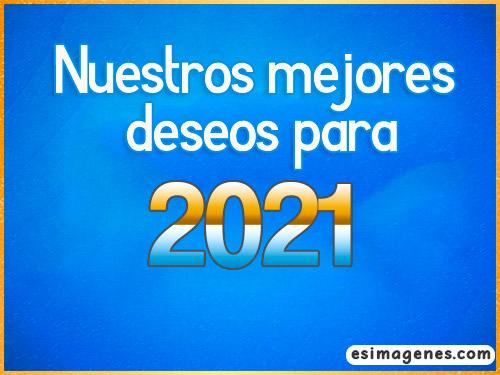 deseos para 2021