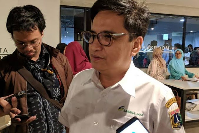 Yoory Pinontoan, Diangkat Ahok Jadi Dirut BUMD Kini Dicopot Anies gegara jadi Tersangka Korupsi