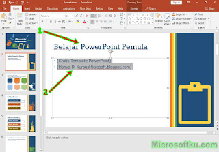 Belajar Membuat Power Point