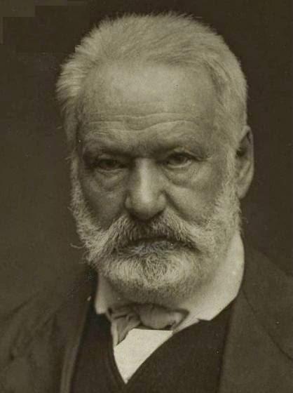 Victor Hugo por Carjat