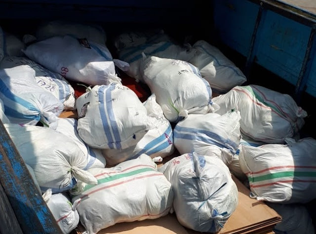 Lagi, Seribu Paket Bantuan NU Peduli Tiba di Palu