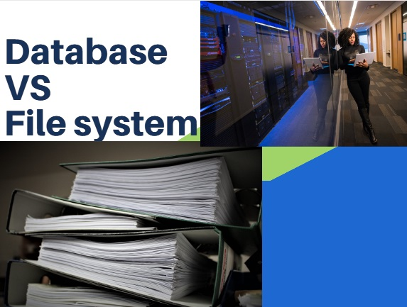 Database VS File System