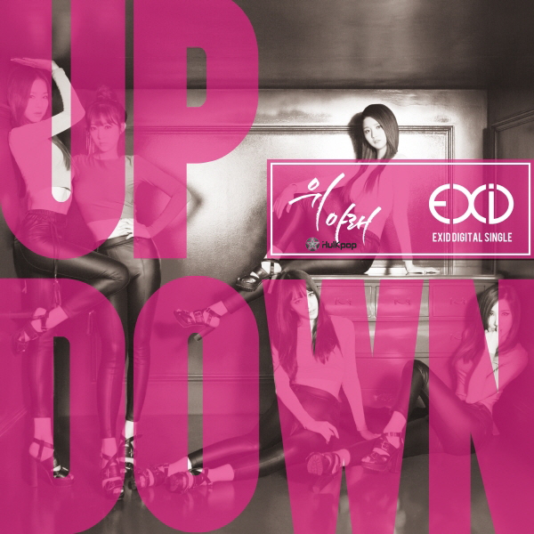 EXID – Up & Down – Single (ITUNES PLUS AAC M4A)