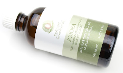 Oil Garden Aromatherapy Jojoba Oil review