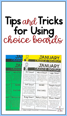 https://www.teacherspayteachers.com/Product/January-Choice-Board-All-About-Weird-and-Wacky-National-Holidays-4275111