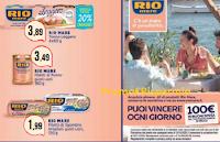 Logo Rio Mare : vinci buoni spesa da 100 euro ogni giorno ! Anticipazione