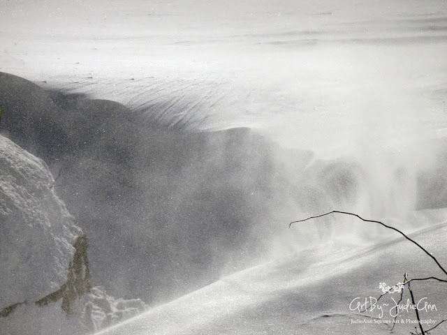 Drifting Snow 6 Photos + Video