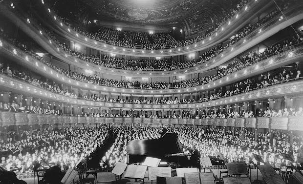 Old Metropolitan Opera House