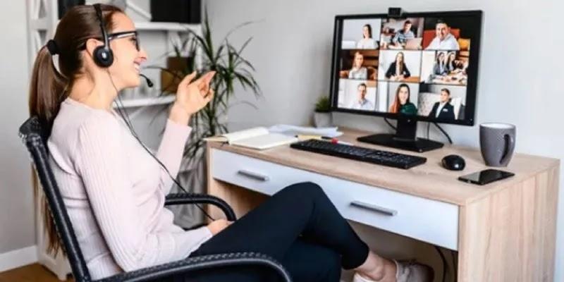 سجل صورة مميزة للاجتماعات عبر الإنترنت عندما لا تكون مضيفًا