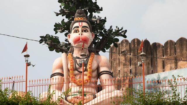 क्या मंकी किंग (Monkey king) हनुमना जी के अवतार थे और जानिए हनुमान की पूजा बहार देशों में कैसे की जाती है ।