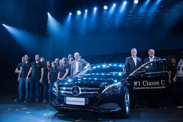 Novo Mercedes Benz Classe C Flex 2016