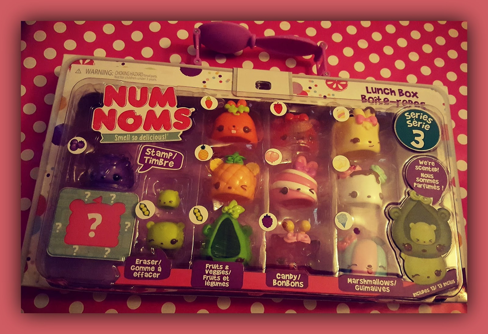 ... Loved Num Noms, Beastie Was Sent A Wonderful Lunch Box Deluxe Pack From  The New Range To Experience The Fresh New Scents And The And The New  Combination ...