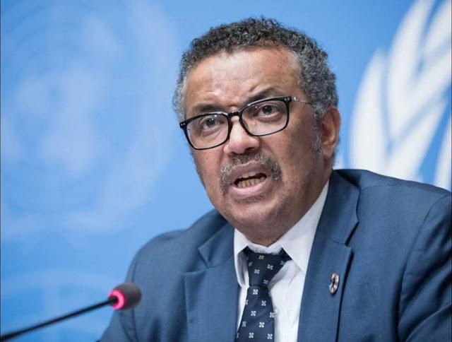 منظمة الصحة العالمية تحذر العالم دخل مرحلة خطيرة من وباء كورونا