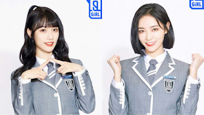 Japanese media praise Song Xinran and Xu Jiaqi SNH48 visuals