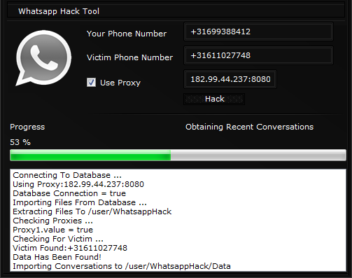 whatsapp hack download software for pc