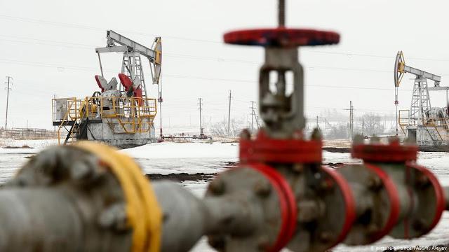 Доходы бюджета Российской Федерации от экспорта природных ресурсов падают