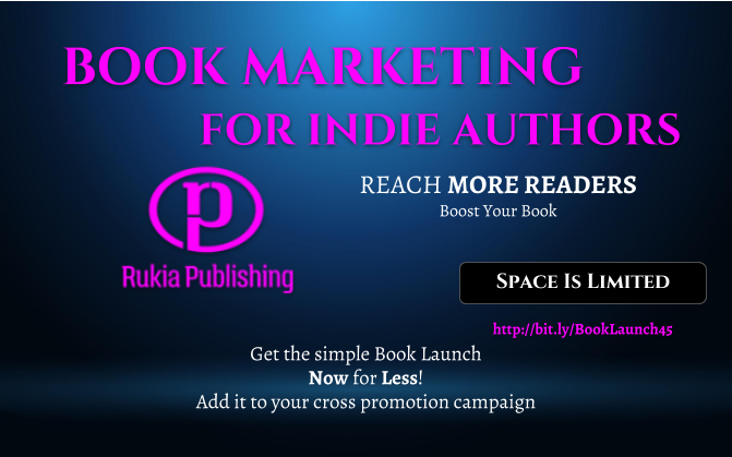 Rukia Author Marketing Services