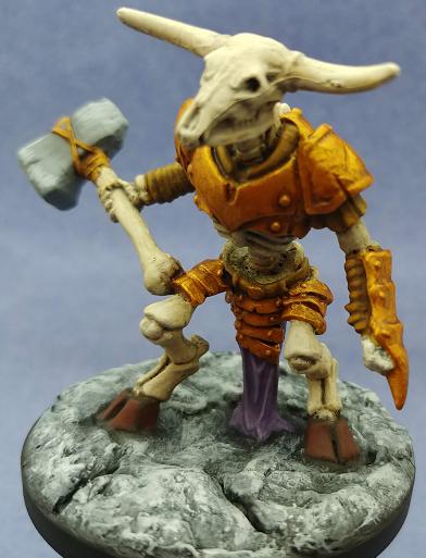 Minotaur Skeleton - Monsters - D&D Beyond