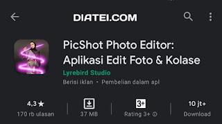 Edit foto