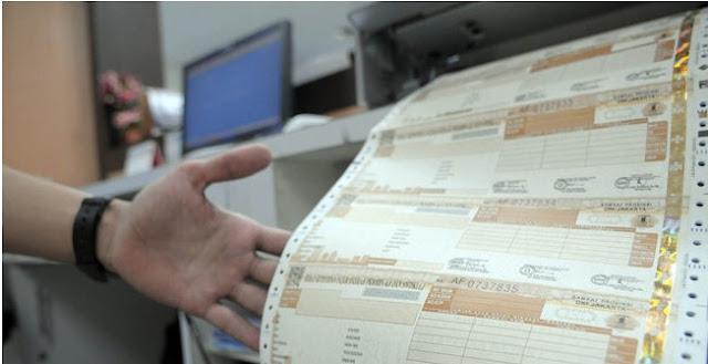 Tarif baru buat SIM, STNK, dan BPKB, Yang Punya Kendaraan Baca Info Penting Ini