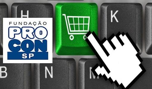 Procon de São Paulo atua sites de lojas virtuais que desrespeitam o consumidor.