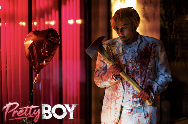 'Pretty Boy', la secuela del slasher 'Blind' que ha dirigido Marcel Walz
