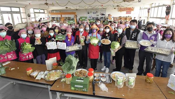 彰縣府結合社區民間團體 高麗菜產銷調節救農民